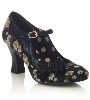 Ruby Shoo Camilla Black Shoes